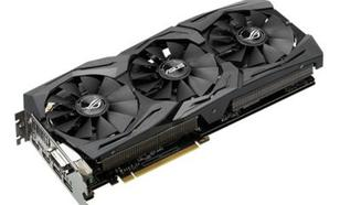 Asus GeForce CUDA GTX1080 ADVANCED 8GB DDR5 256BIT DV/HD/2DP