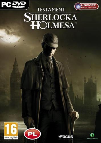 The Testament of Sherlock Holmes (Testament Sherlocka Holmesa)