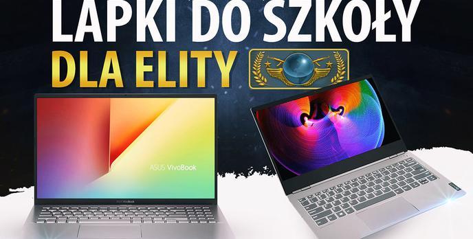 Ładne i nowoczesne laptopy biurowe w 2019
