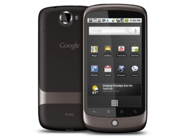 Jak powstawał Google Nexus One