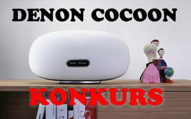 Denon Cocoon Konkurs