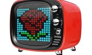 Divoom Tivoo (czerwony)