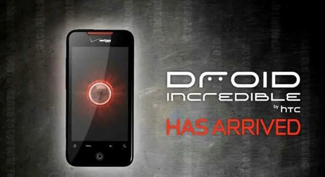 HTC Droid - prezentacja funkcji telefonu