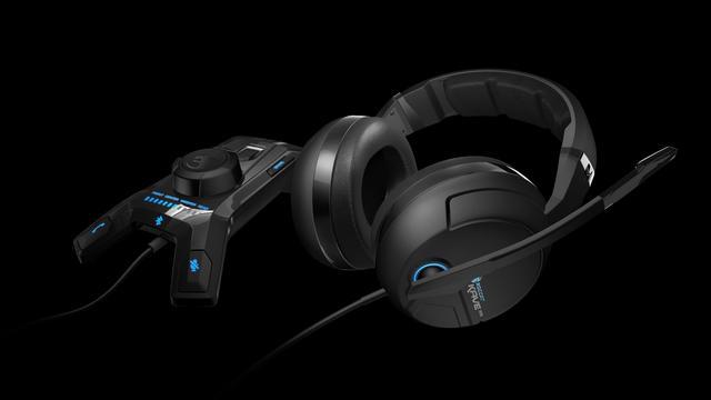 Już są najnowsze i najbardziej zaawansowane słuchawki firmy Roccat! Kave XTD 5.1 Digital