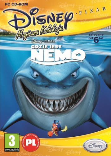 CD Projekt Red Disney Magiczna Kolekcja: Gdzie jest Nemo PC PL