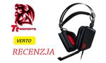 Tt eSports Verto - Stal i Mocny Dźwięk od Thermaltake!