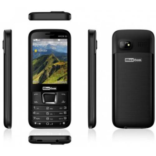 Maxcom MM 238 TELEFON GSM 3G