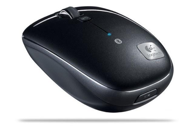 Logitech M555b - uniwersalna, bezprzewodowa myszka