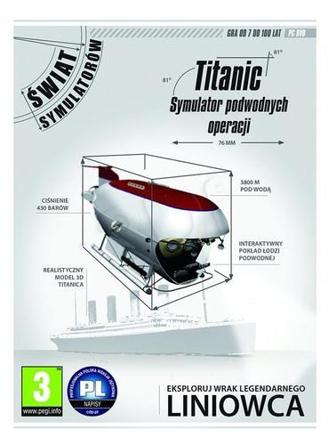 Titanic: Symulator podwodnych operacji