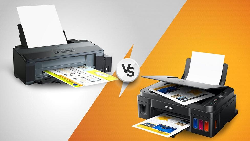 Urządzenie wielofunkcyjne czy drukarka? Co lepsze?