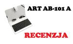 Etui do tabletu ART AB-101A [RECENZJA]