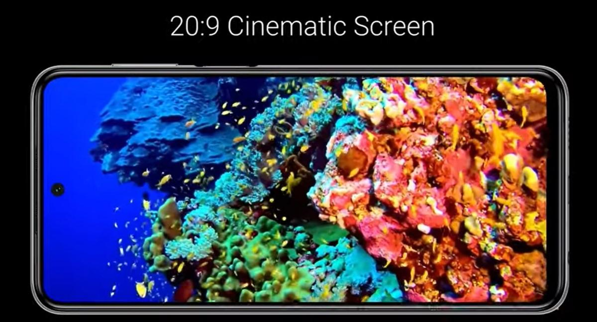 Redmi Note 9 Pro dostanie ekran o wydłużonych proporcjach bliskich kinowym