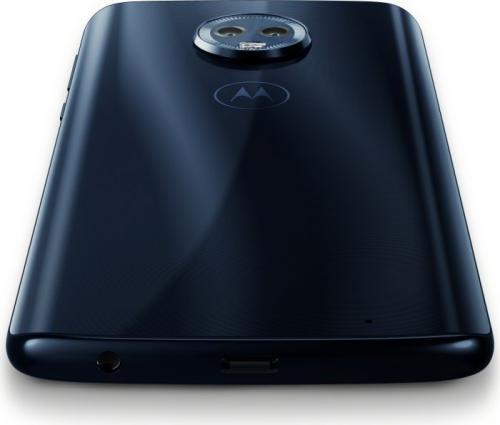 Lenovo Moto G6 Plus 64GB Granatowy