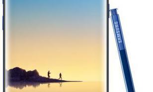 Samsung Galaxy Note 8 64GB DualSim DeepSea Blue (N950)