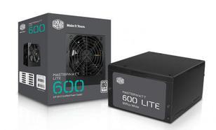 Cooler Master MasterWatt Lite 600W (MPX-6001-ACABW-EU)