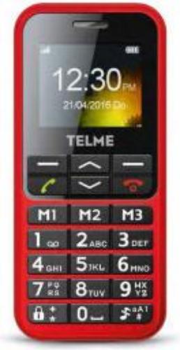 Emporia TELME Czerwony (C151)