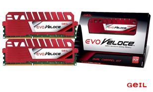 Geil DDR3 EVO Veloce 16GB/2133 (2*8GB) CL10-11-11-30