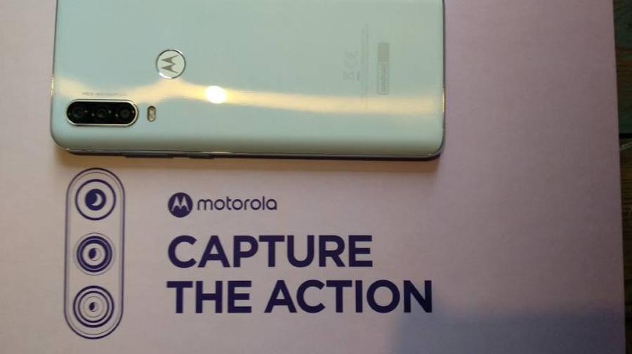 Motorola One Action oferuje aż trzy aparaty z tyłu