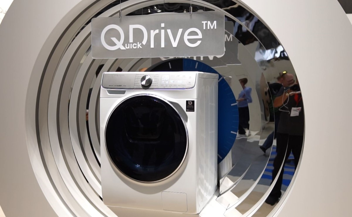 Samsung QuickDrive pralka na IFA 2019