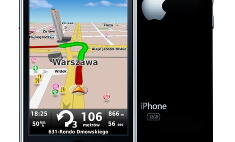 Najnowsza wersja nawigacji dla produktów Apple