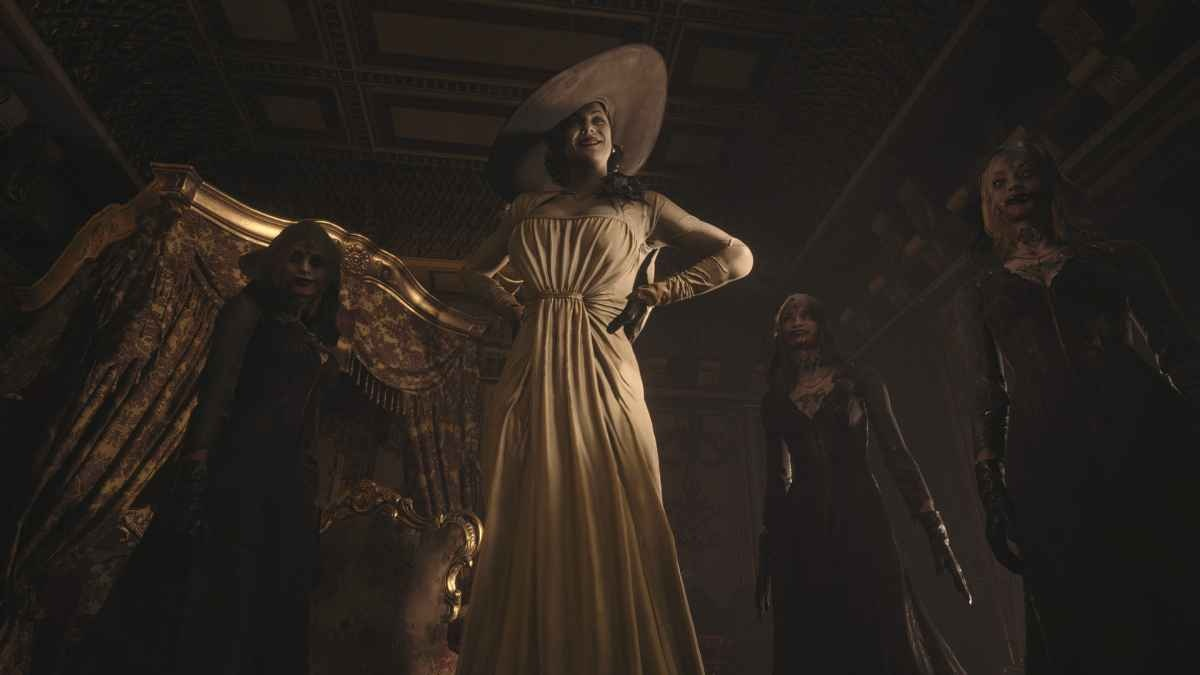 Resident Evil Village - Lady Wampirzyca <3