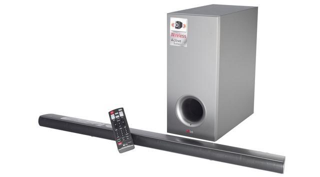 LG NB3540 - Soundbar Z Wysokiej Ligi