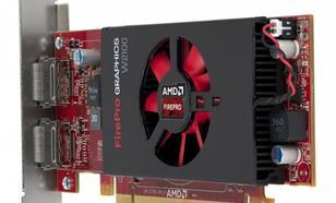 Fujitsu AMD FirePro W2100 2GB S26361-F3300-L210