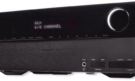 Harman Kardon AVR460 - prezentacja funkcjonalnego amplitunera
