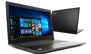 Lenovo Ideapad 320-15IKB (80XL0444PB) Czarny - 240GB SSD   Windows 10