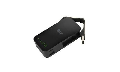 LG Powerbank BP405BB 5200 mAh Black