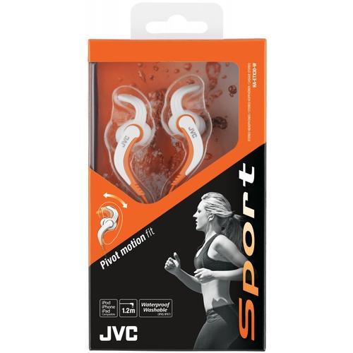 JVC HA-ETX30 Białe