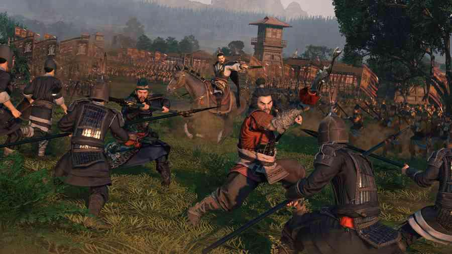 Total War: Three Kingdoms - Realistyczne starcia
