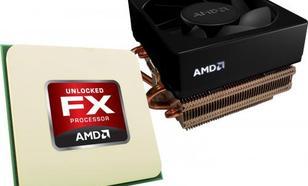 AMD AMD FX-6350, 3.9GHz, 14MB, BOX, Wraith (FD6350FRHKHBX)