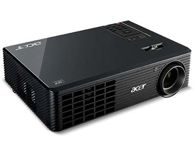 Acer X1261 3D – trójwymiarowy projektor cyfrowy