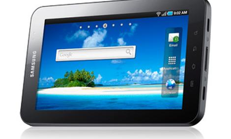Samsung Galaxy Tab [TEST]
