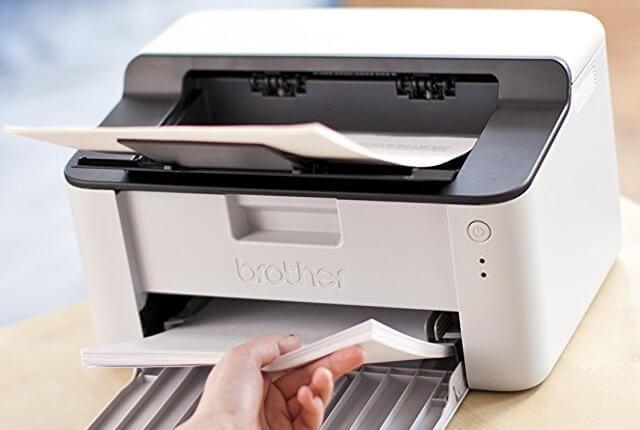 tania drukarka laserowa Brother