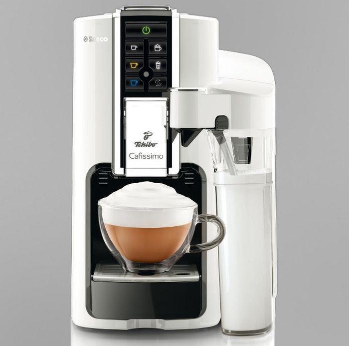 Saeco Tchibo Cafissimo Latte Bianco HD8603