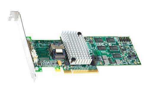 Intel RS2BL040 kontroler RAID SAS 6G 4xSAS int,PCIex8,512MB