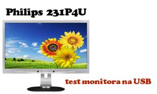 Monitor na USB? Dlaczego nie! Zapraszamy na TEST - Philips 231P4U