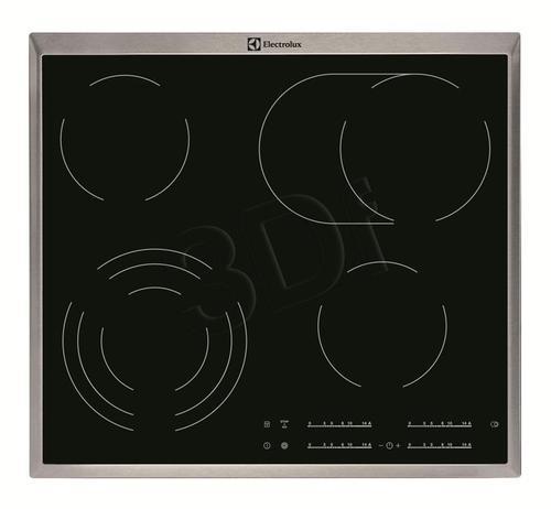 ceramiczna ELECTROLUX EHF 46547XK (elektryczna / czarna / 7100W)