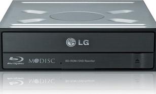LG Bluray CH12NS40 Czarny (CH12NS40.AUAU10B)