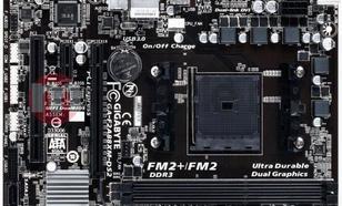 Gigabyte GA-F2A88XM-DS2, A88X, DualDDR3-2133, SATA3, RAID, mATX (GA-F2A88XM-DS2)