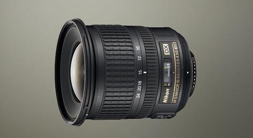Nikon Nikkor 10-24 G ED AF-S VR