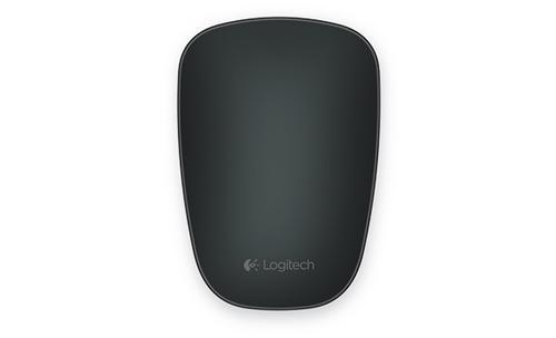 Logitech T630 Ultraprzenośna mysz dotykowa 910-003836 Czarna