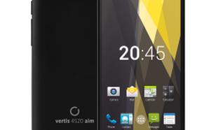 Overmax Vertis 5510 Aim LTE Czarny