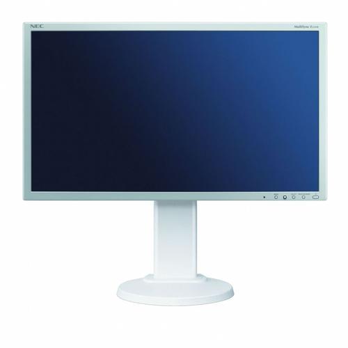 NEC 23'' LED wide E231W white W-LED DVI 1920x1080