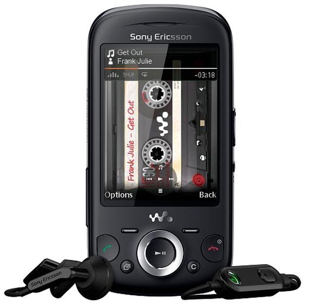Sony Ericsson Zylo - prezentacja