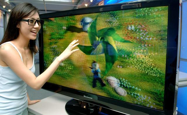 Technologia 3D - aktywne okulary