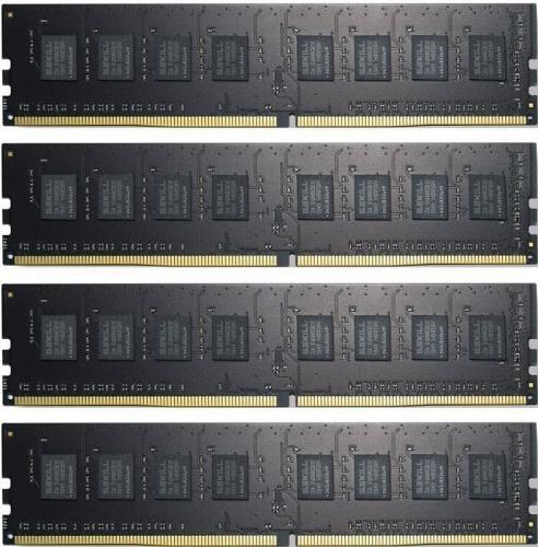 G.Skill DDR4 32GB(8GBx4) 2133MHz, CL15, NT Quad (F4-2133C15Q-32BNT)
