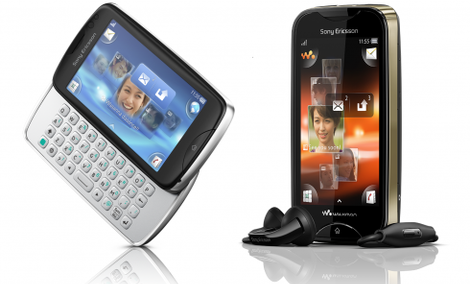 Sony Ericsson Mix Walkman i Txt Pro [TEST]